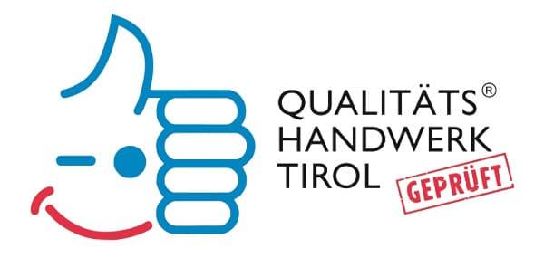 Qualitätshandwerk Tirol
